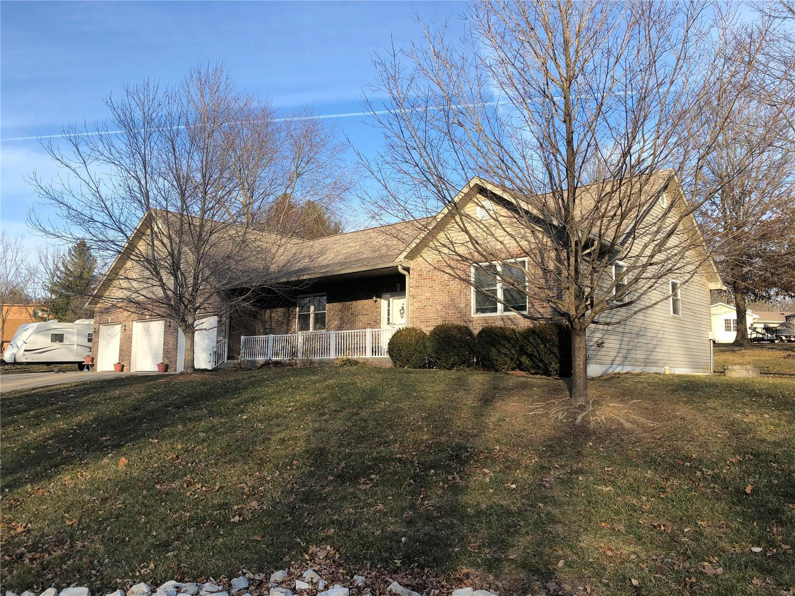 1981 Sextant Drive Property Photo - Worden, IL real estate listing