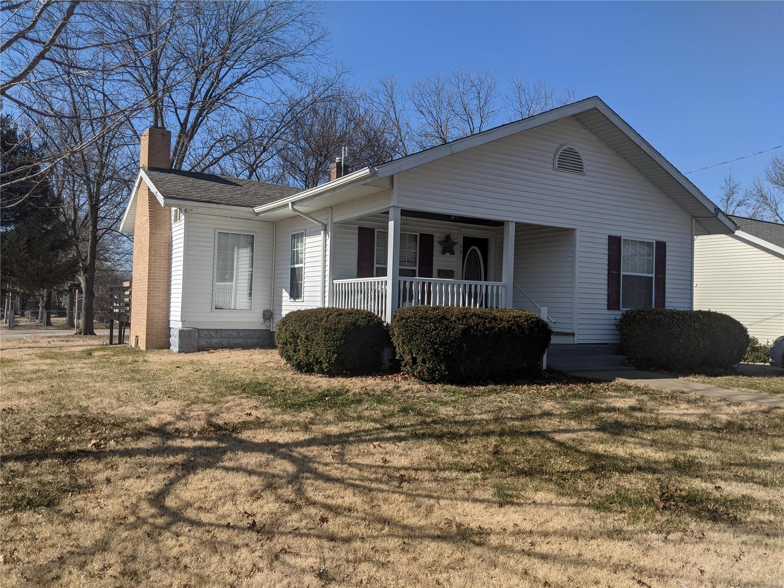 601 N Pine Street Property Photo - Sparta, IL real estate listing