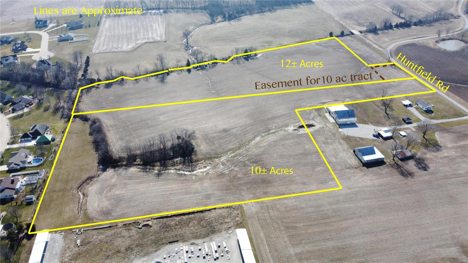 0 0 Huntfield Rd Property Photo - Red Bud, IL real estate listing