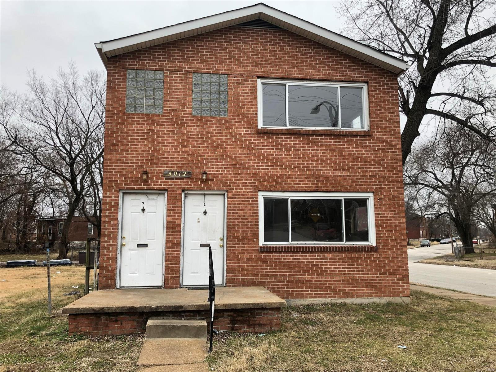 4012 Glasgow Avenue Property Photo - St Louis, MO real estate listing