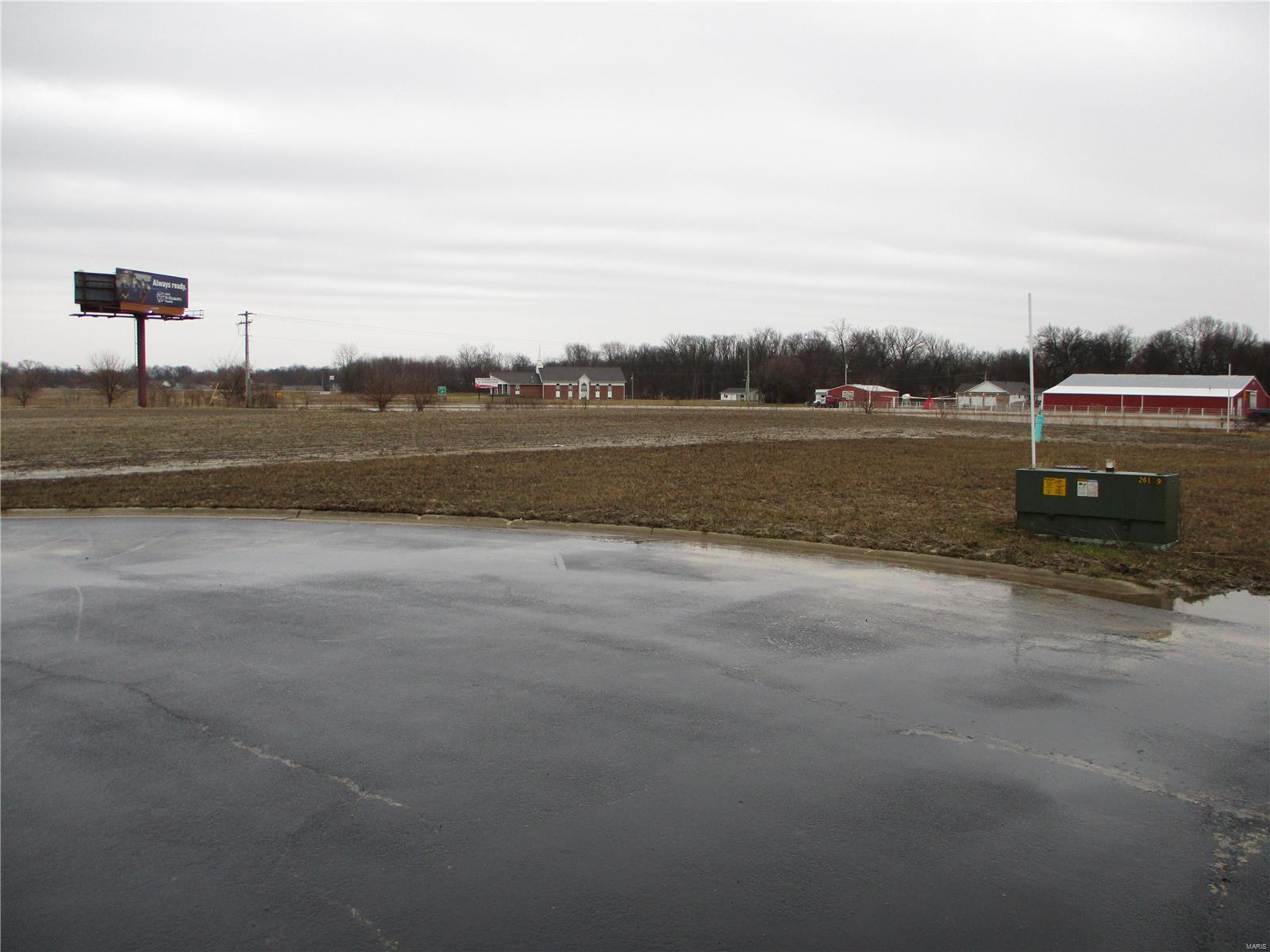13125 Highway Business Drive Property Photo - Trenton, IL real estate listing
