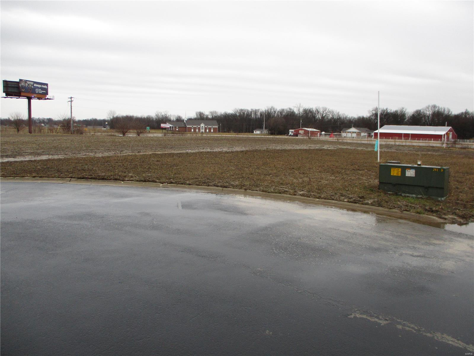 13145 Highway Business Drive Property Photo - Trenton, IL real estate listing