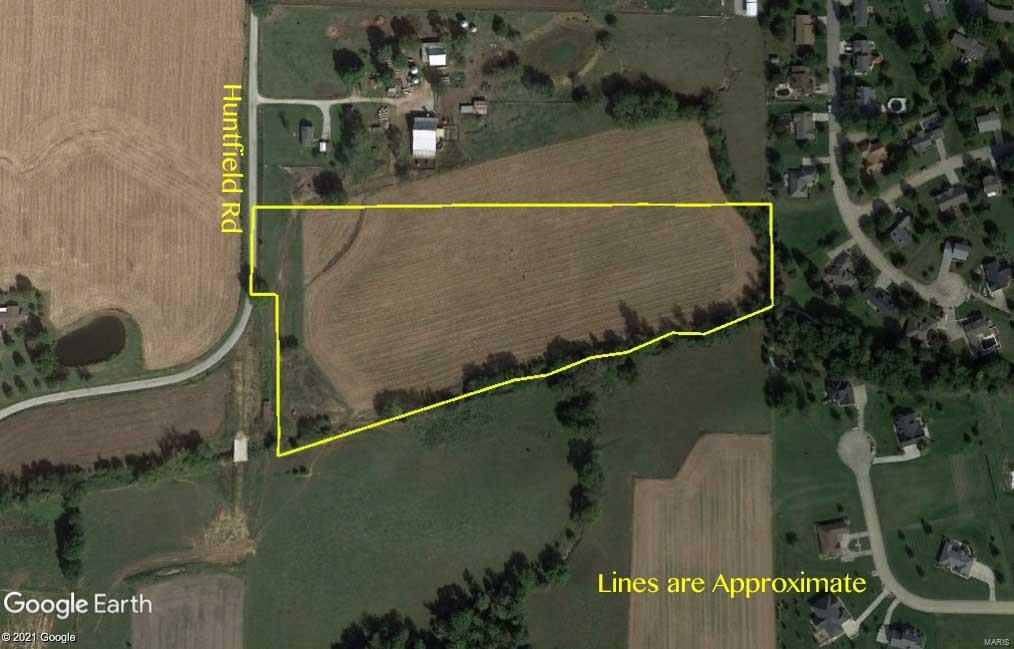 0 Huntfield Rd Property Photo - Red Bud, IL real estate listing