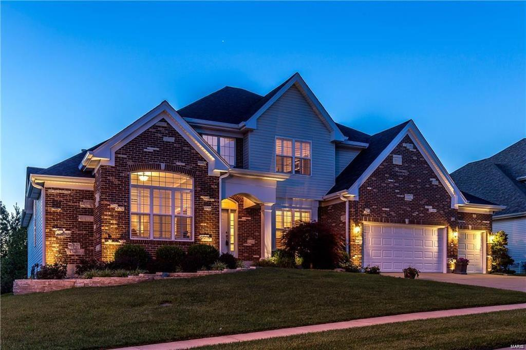 739 Castle Tower Drive Property Photo - Ellisville, MO real estate listing