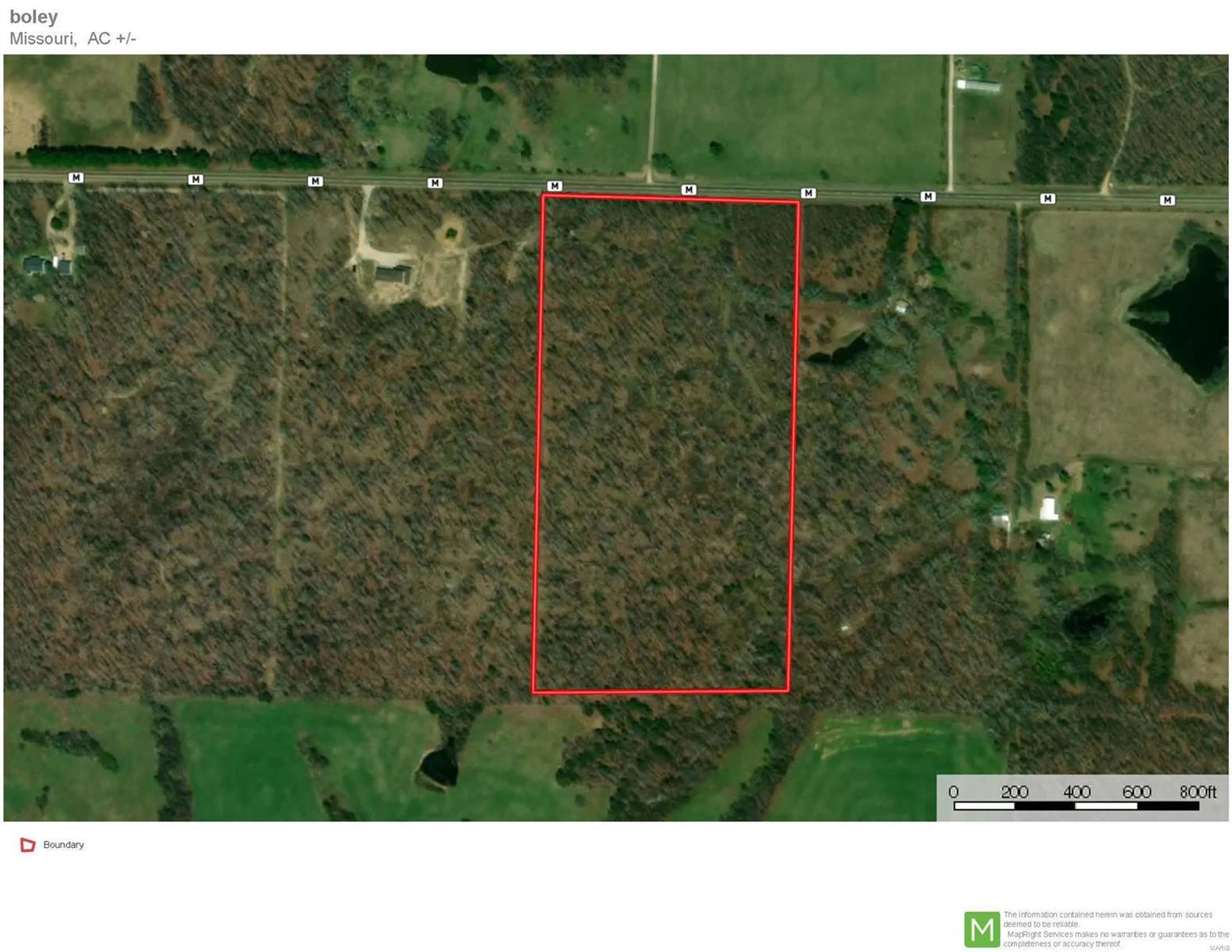 0 State Highway M Property Photo - Newburg, MO real estate listing