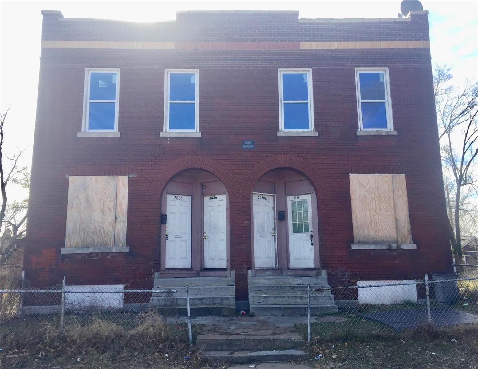 3836 Lee Avenue Property Photo - St Louis, MO real estate listing