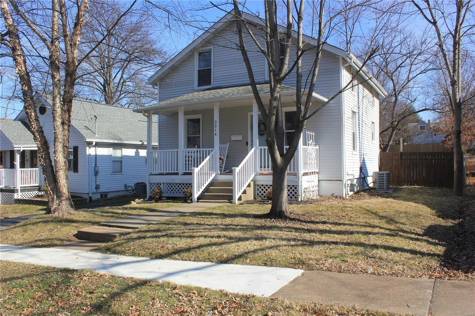 2514 Spencer Avenue Property Photo - St Louis, MO real estate listing