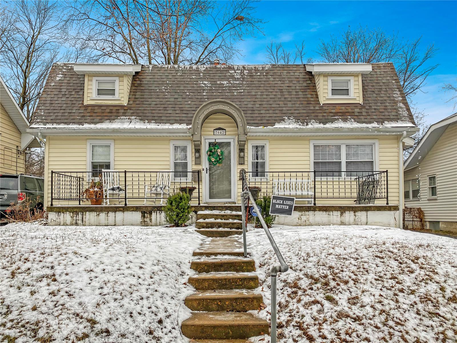 7642 Williams Avenue Property Photo - St Louis, MO real estate listing