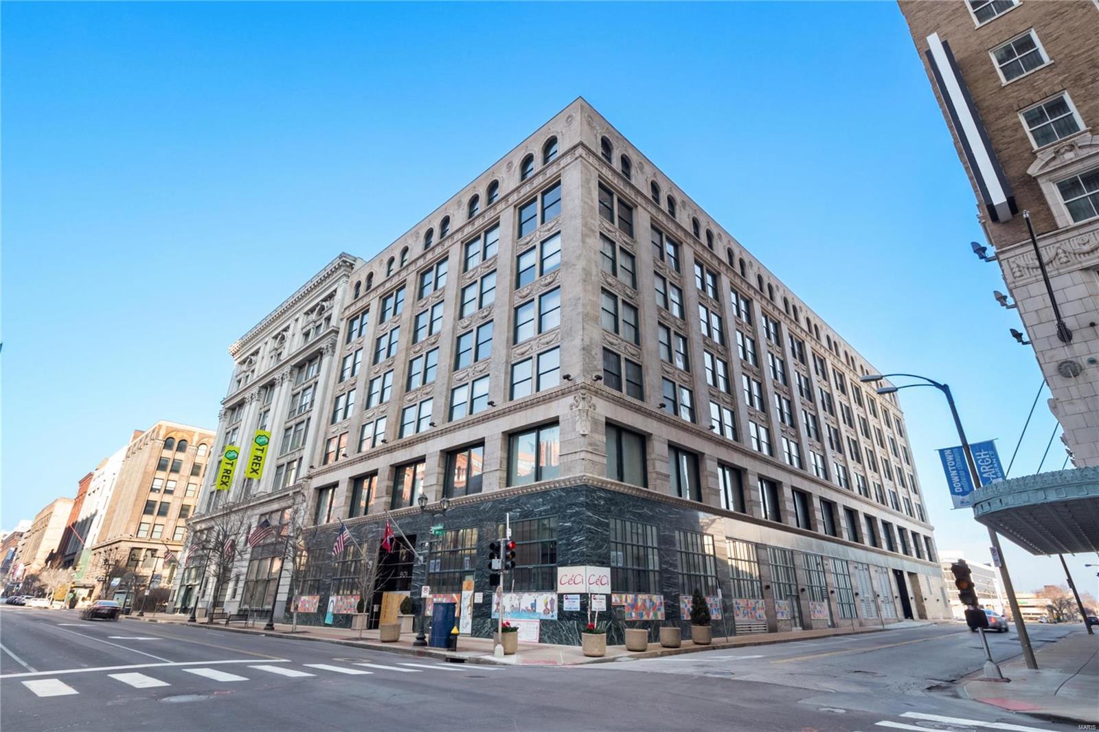 901 Washington Avenue #604 Property Photo - St Louis, MO real estate listing