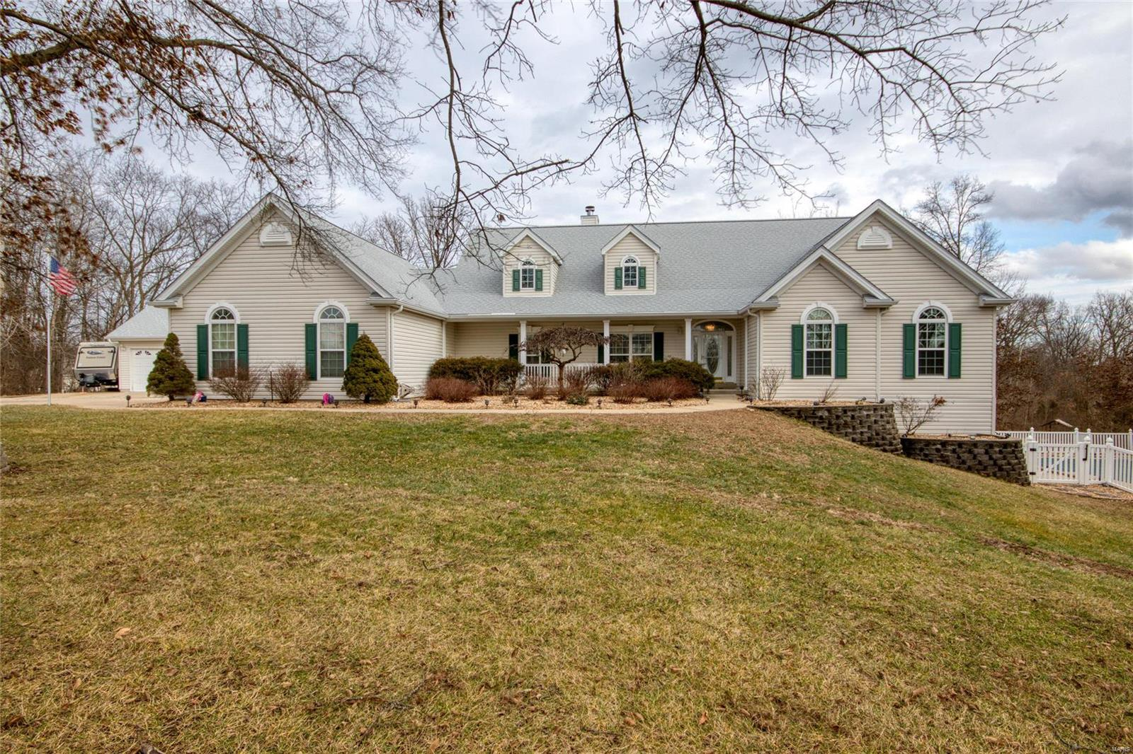 180 Brook Hill Lane Property Photo - Troy, MO real estate listing