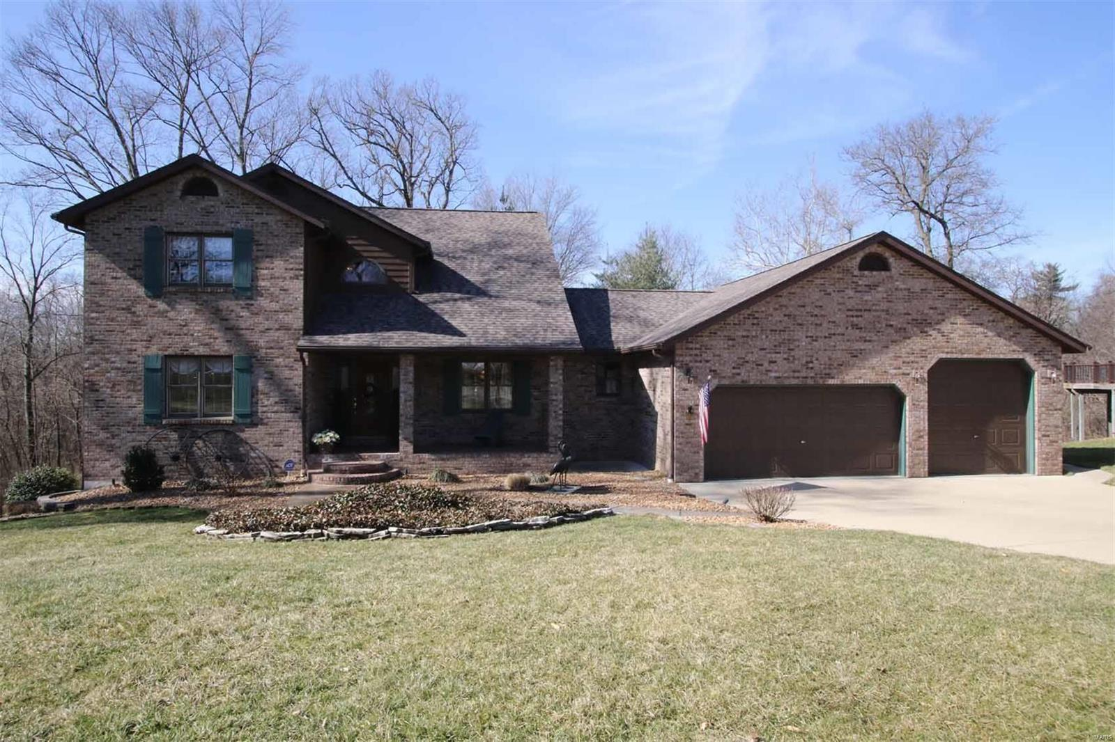 414 Barrett Lake Drive Property Photo - Swansea, IL real estate listing