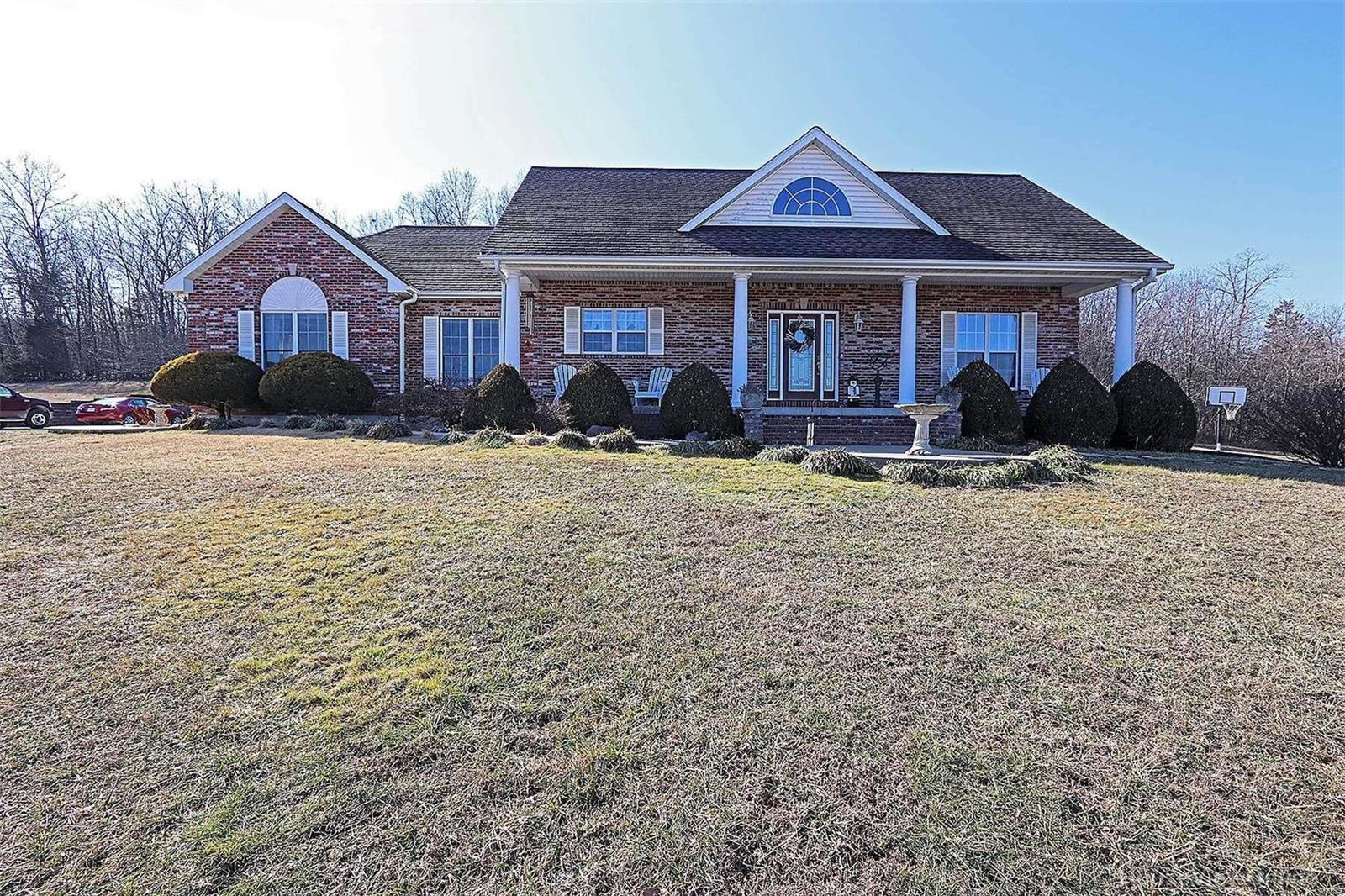 1207 Hawthorn Ridge Property Photo - Doe Run, MO real estate listing
