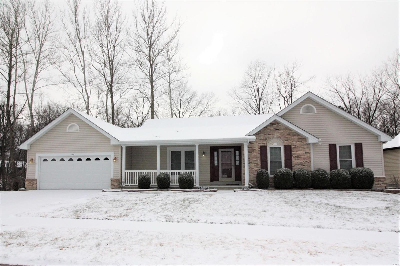 129 Grotto Court Property Photo - Florissant, MO real estate listing