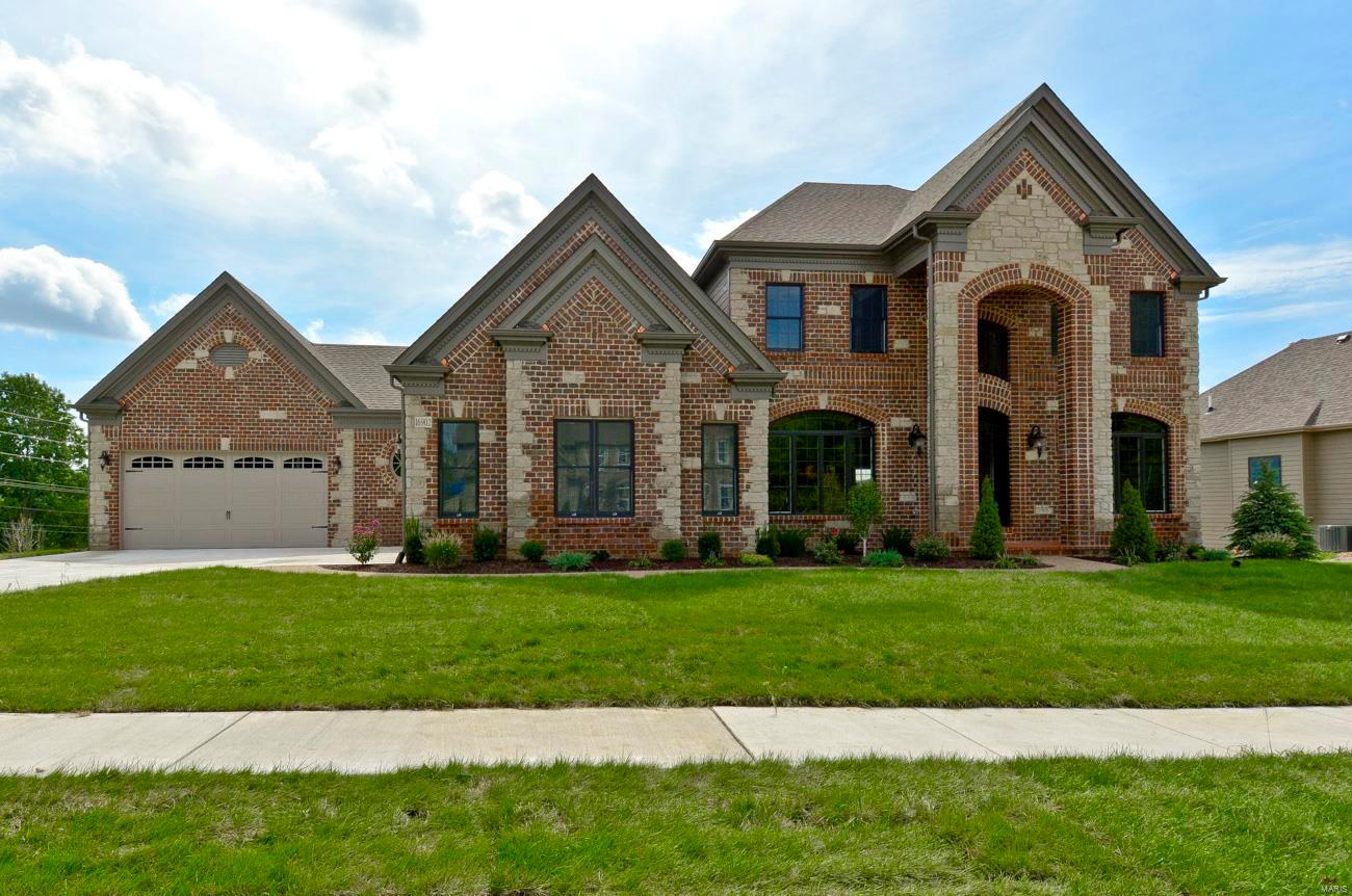 16933 Lake Meadow #Lot 207 Property Photo - Chesterfield, MO real estate listing