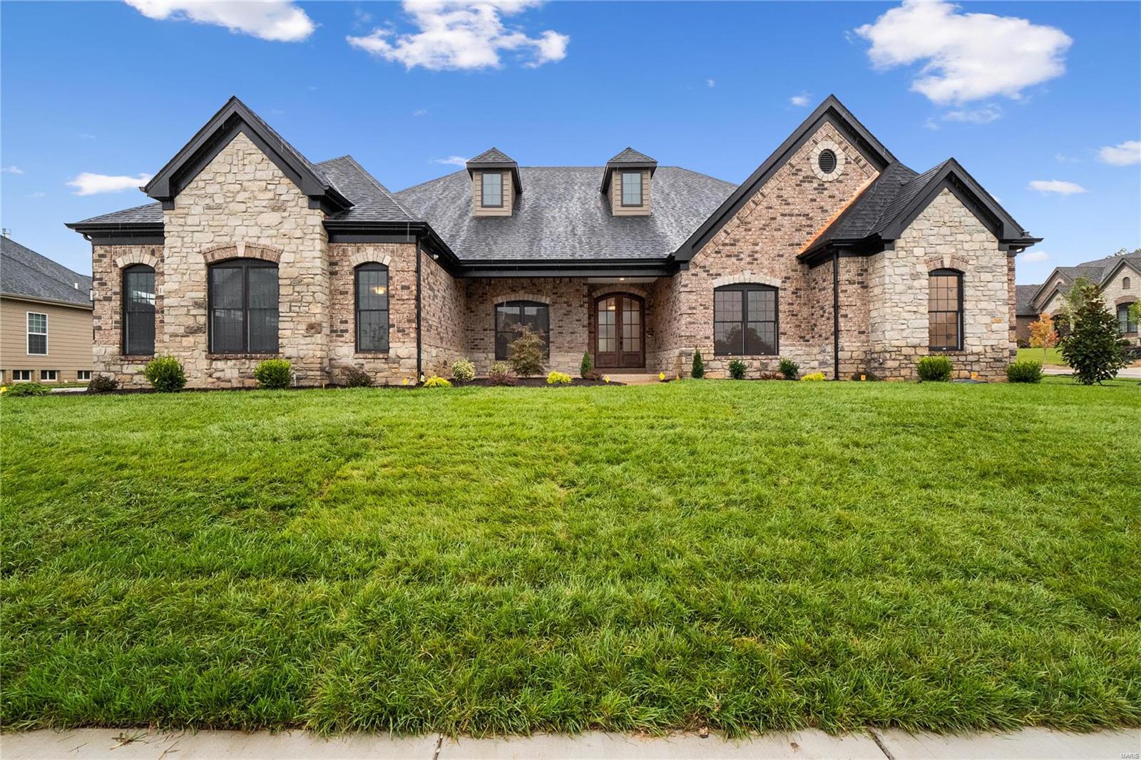 17028 Lakeside Ridge Drive #Lot 217 Property Photo - Chesterfield, MO real estate listing