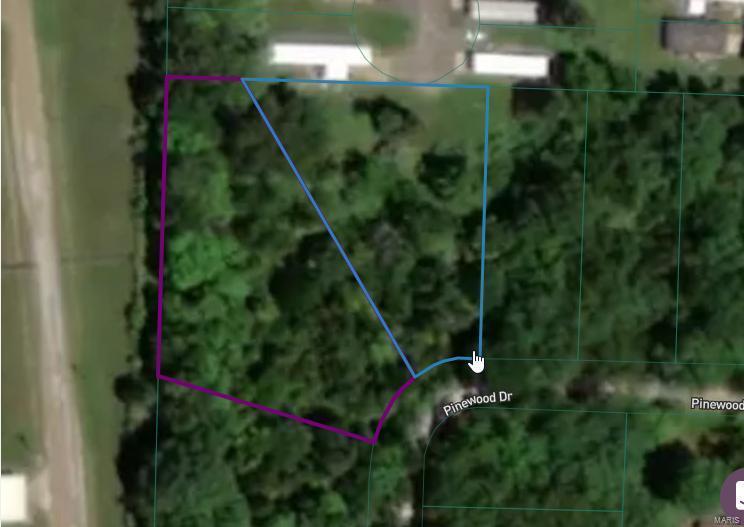 0 Pinewood Drive Property Photo - Catawissa, MO real estate listing