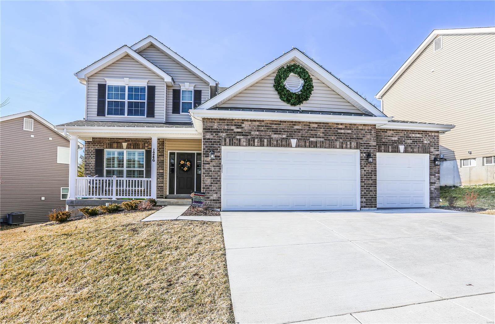 1246 Westrun Drive Property Photo - Ballwin, MO real estate listing
