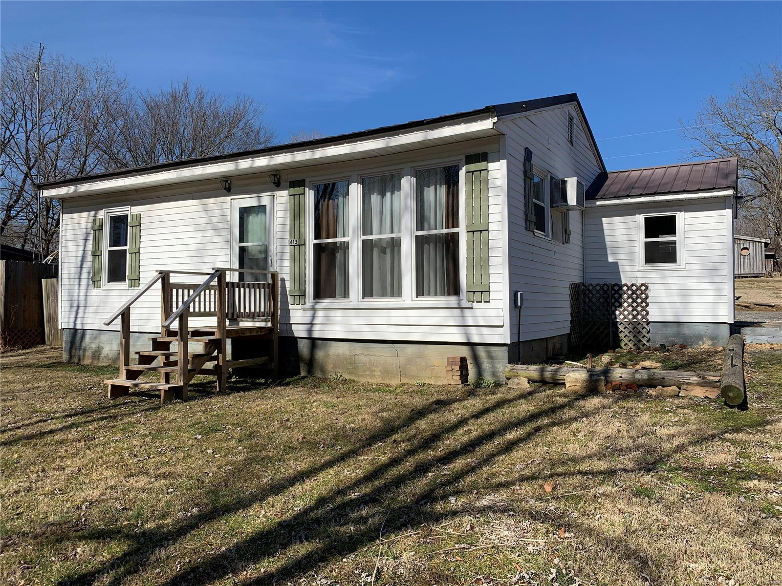 413 State Highway HH Property Photo - Burfordville, MO real estate listing