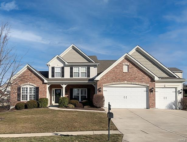 801 Harmony View Drive Property Photo - St Peters, MO real estate listing