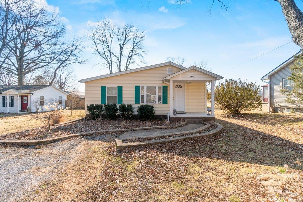 2605 North Street Property Photo - Scott City, MO real estate listing