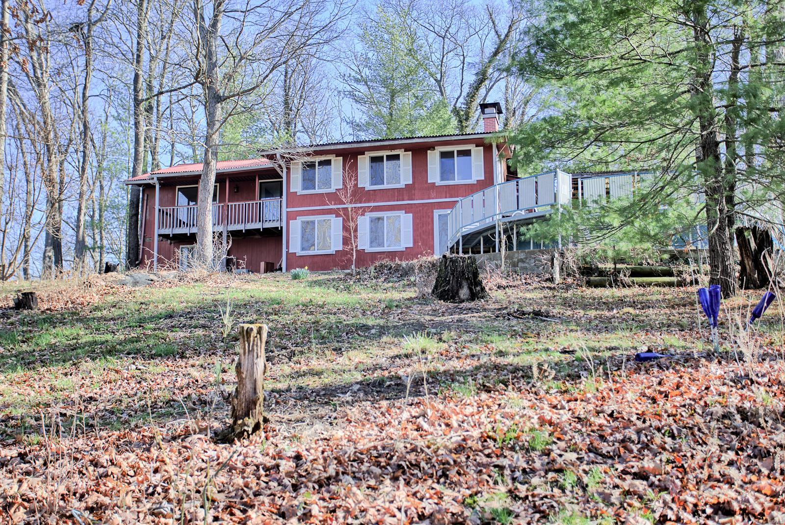 7733 Brickyard Hill Road Property Photo - Worden, IL real estate listing