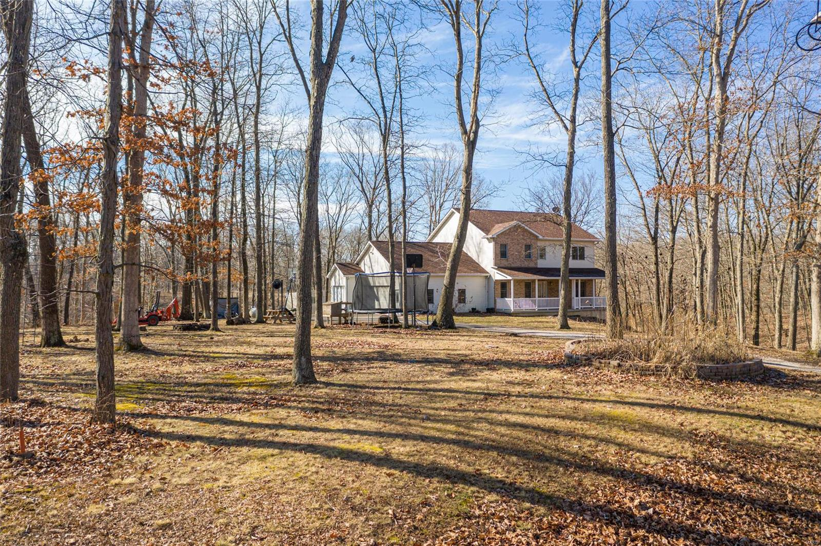 22061 Fox Run Property Photo - Mount Olive, IL real estate listing