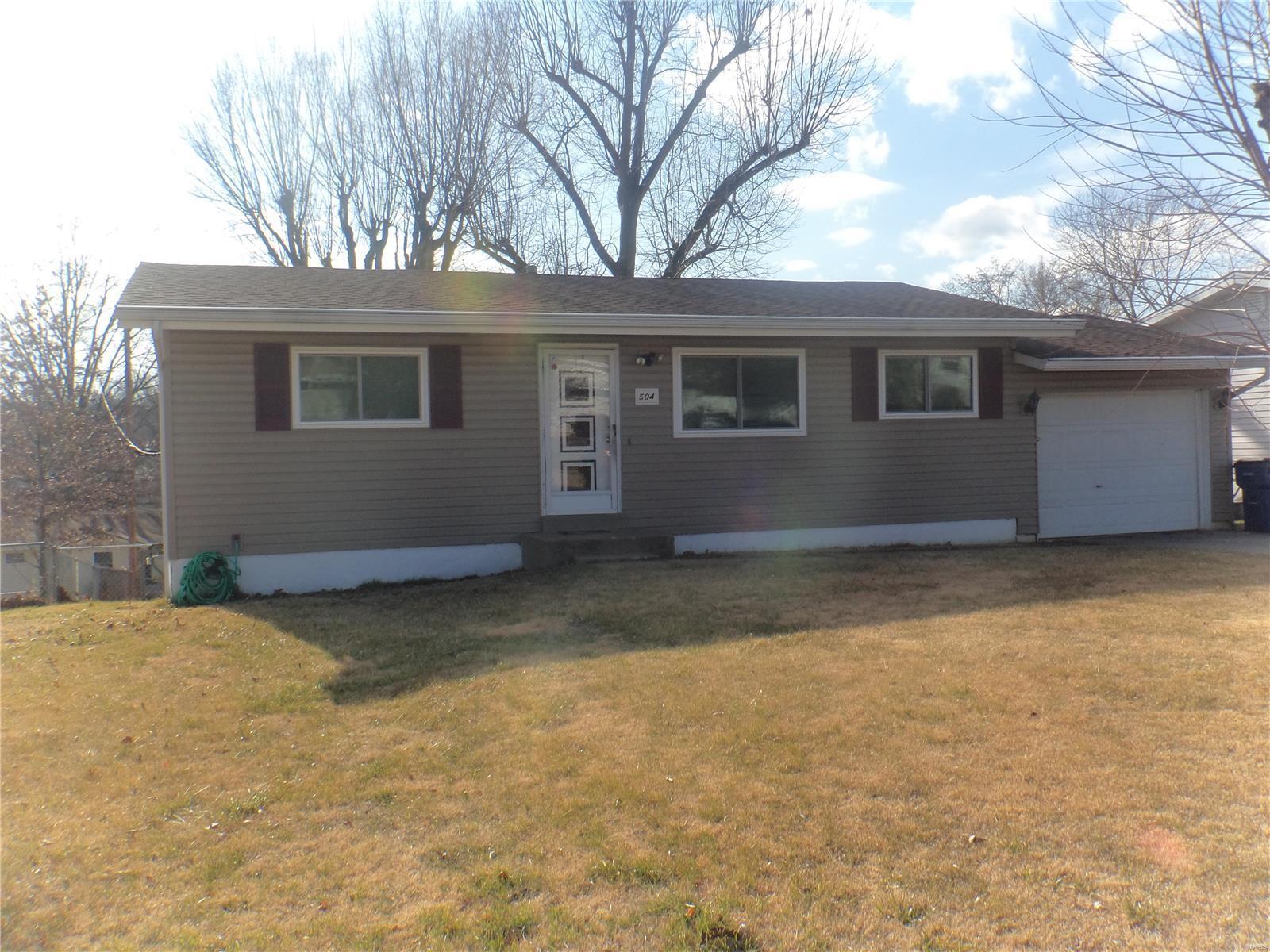 504 Aqua Ridge Property Photo - St Louis, MO real estate listing