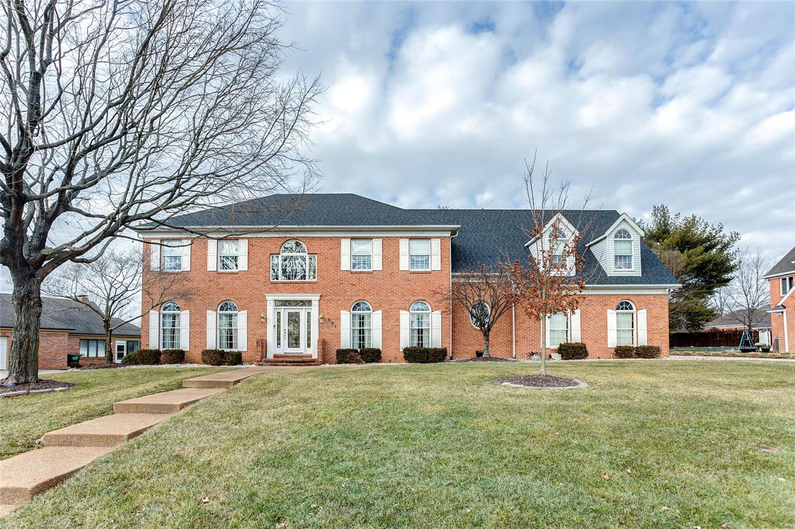 501 Oak Hill Drive Property Photo - Belleville, IL real estate listing