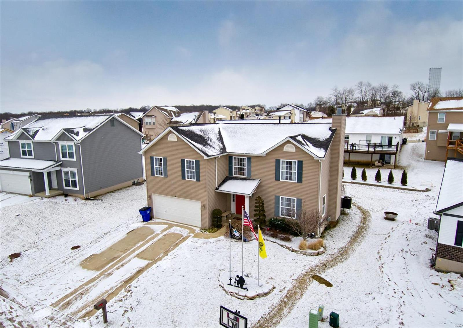 195 Hammerstone Drive Property Photo - Moscow Mills, MO real estate listing