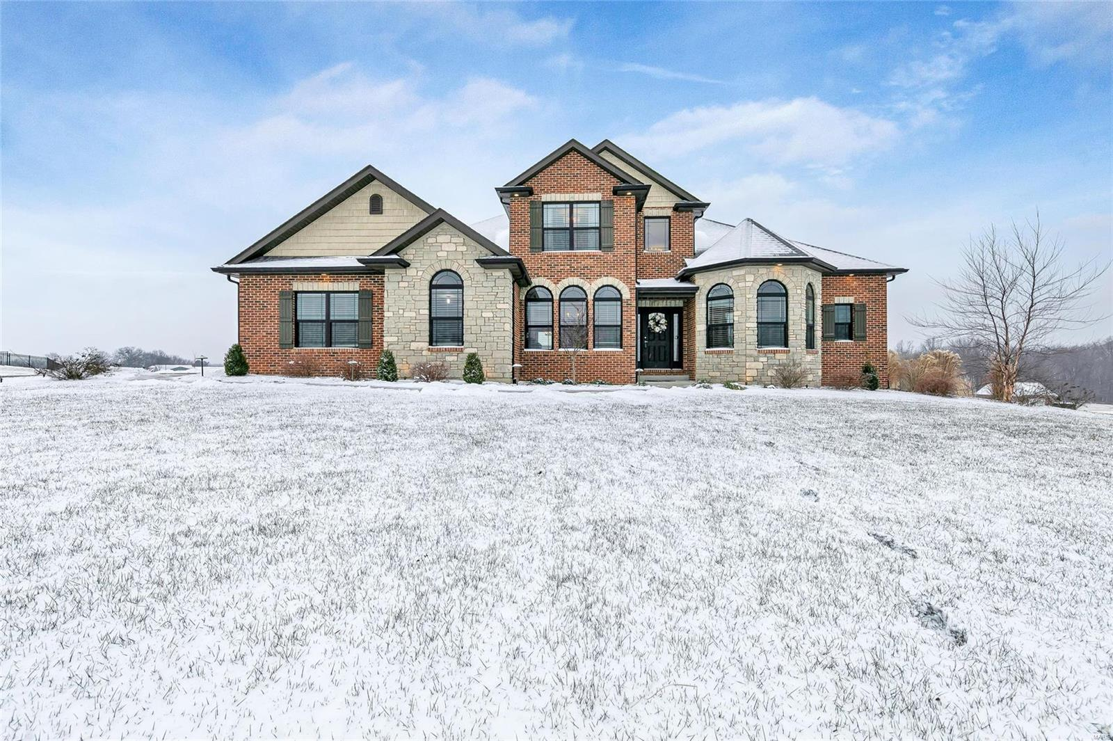 2936 Estate Drive Property Photo - Waterloo, IL real estate listing