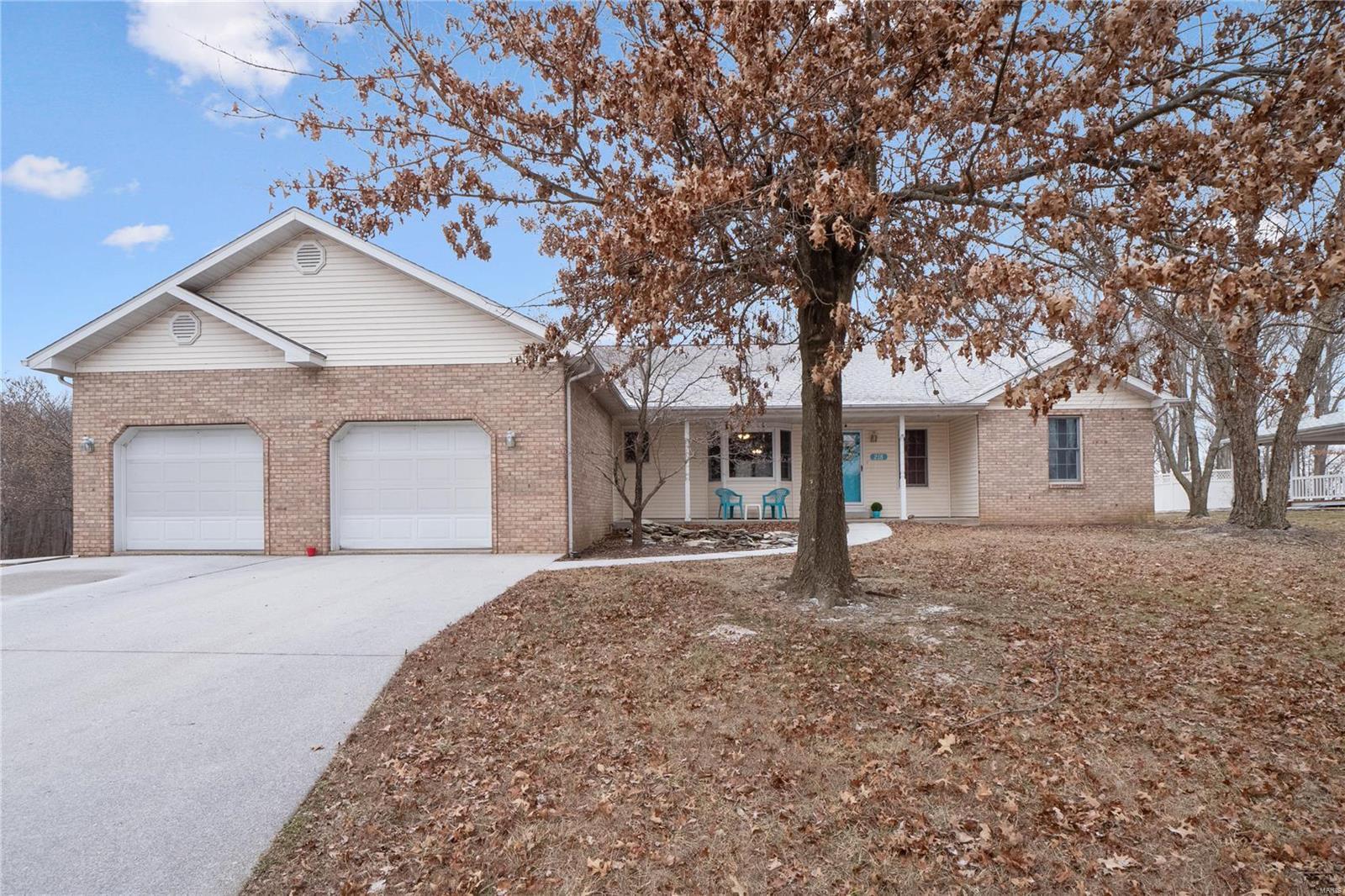 218 W Woodland Ridge Property Photo - Valmeyer, IL real estate listing
