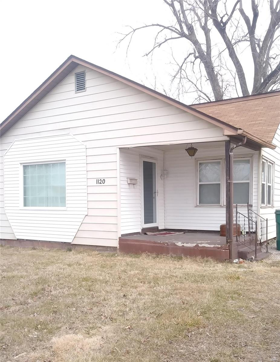 1120 Greenwood Street Property Photo - Madison, IL real estate listing