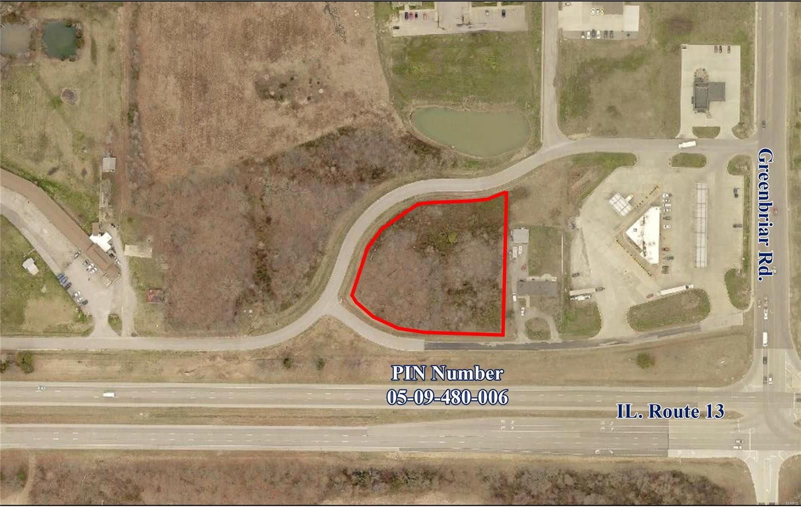 2 Outlot Pin Oak Property Photo - Carterville, IL real estate listing