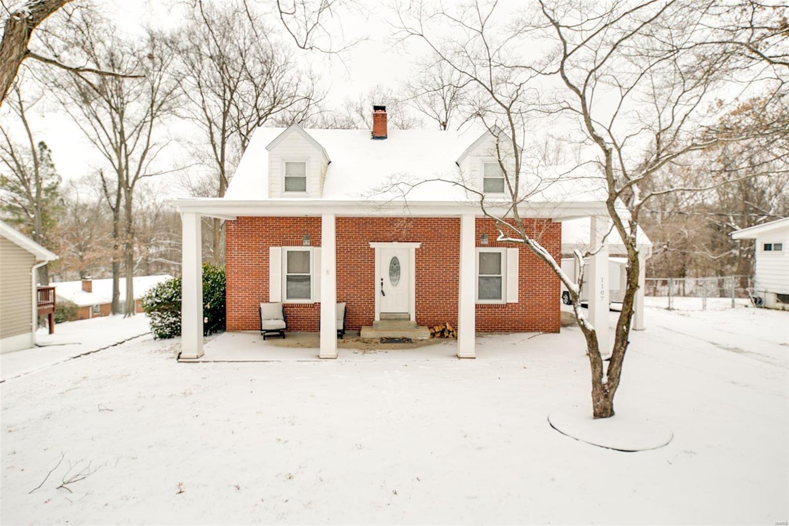 1107 Crystal Heights Rd Property Photo - Crystal City, MO real estate listing