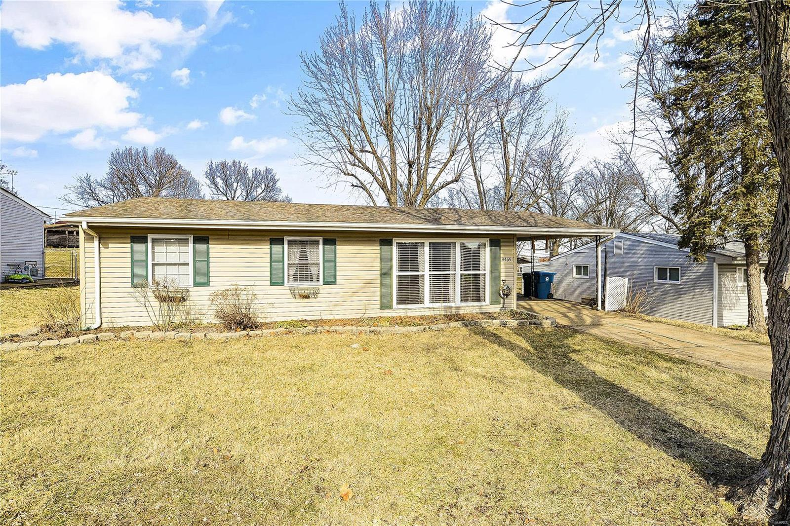 9459 Stansberry Avenue Property Photo - St Louis, MO real estate listing