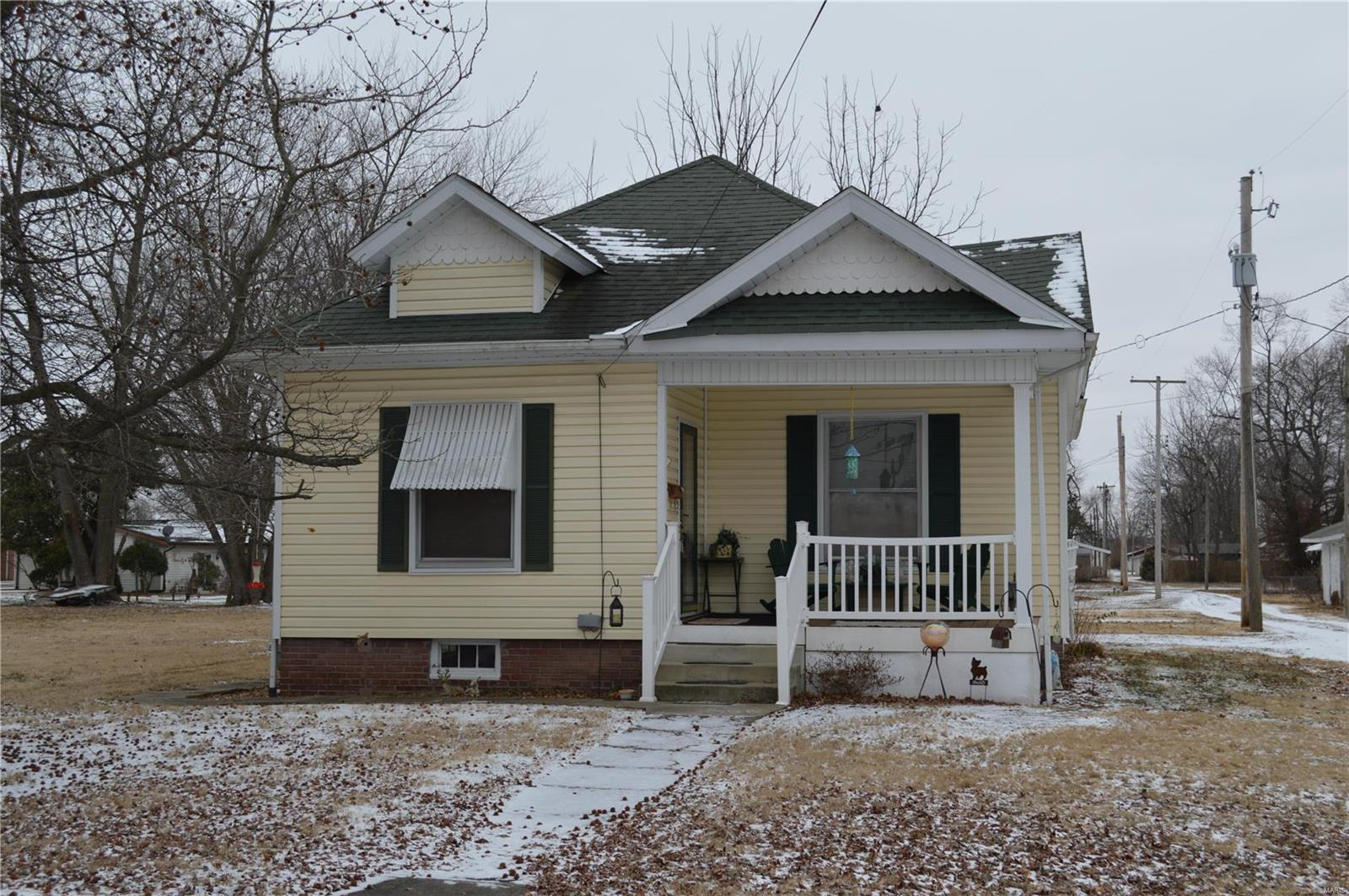 213 Short Street Property Photo - Benld, IL real estate listing