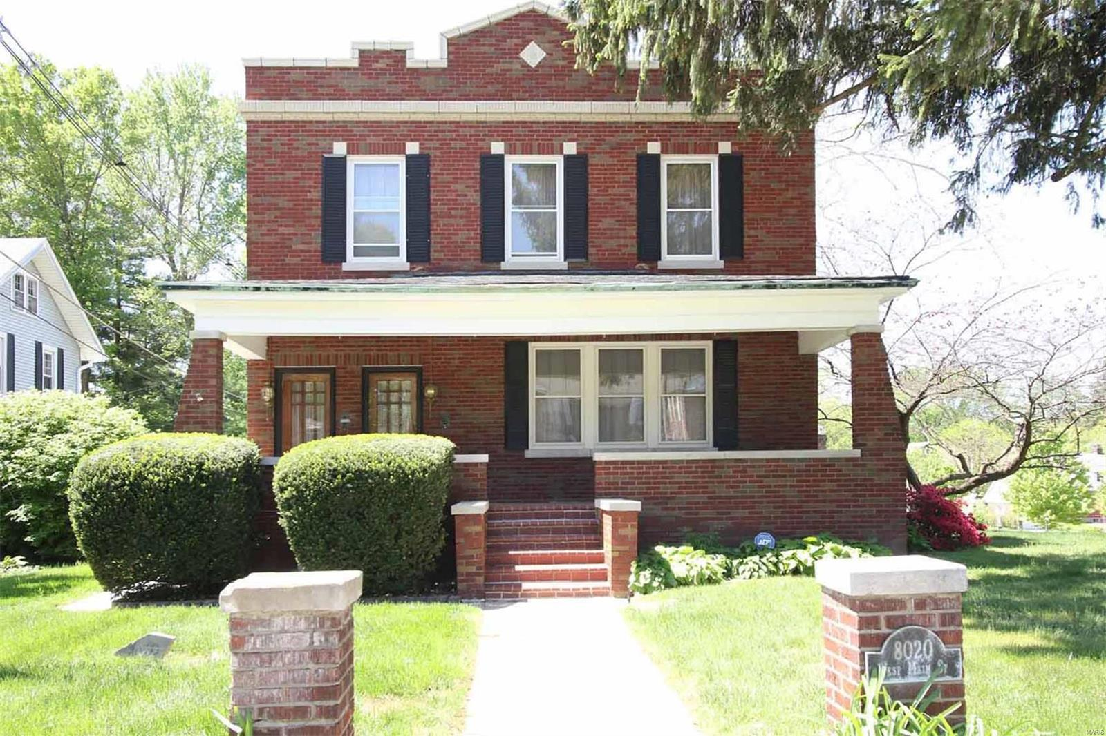 8020 W Main Street Property Photo - Belleville, IL real estate listing
