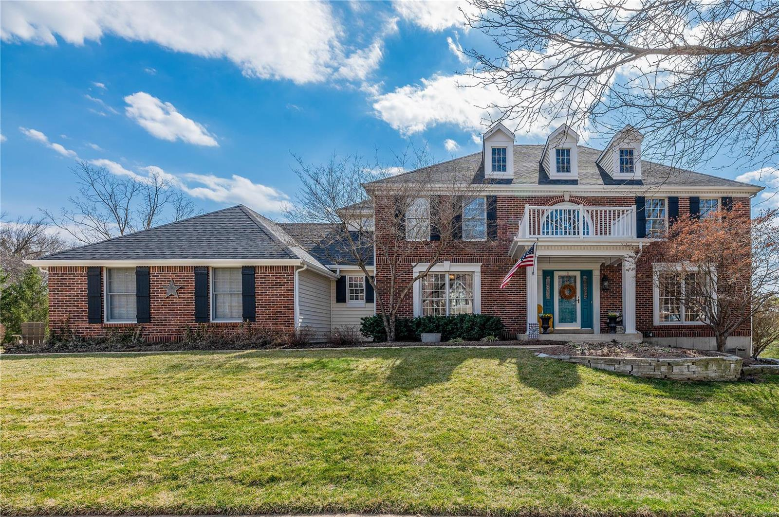 1612 Carman Grove Court Property Photo - Manchester, MO real estate listing