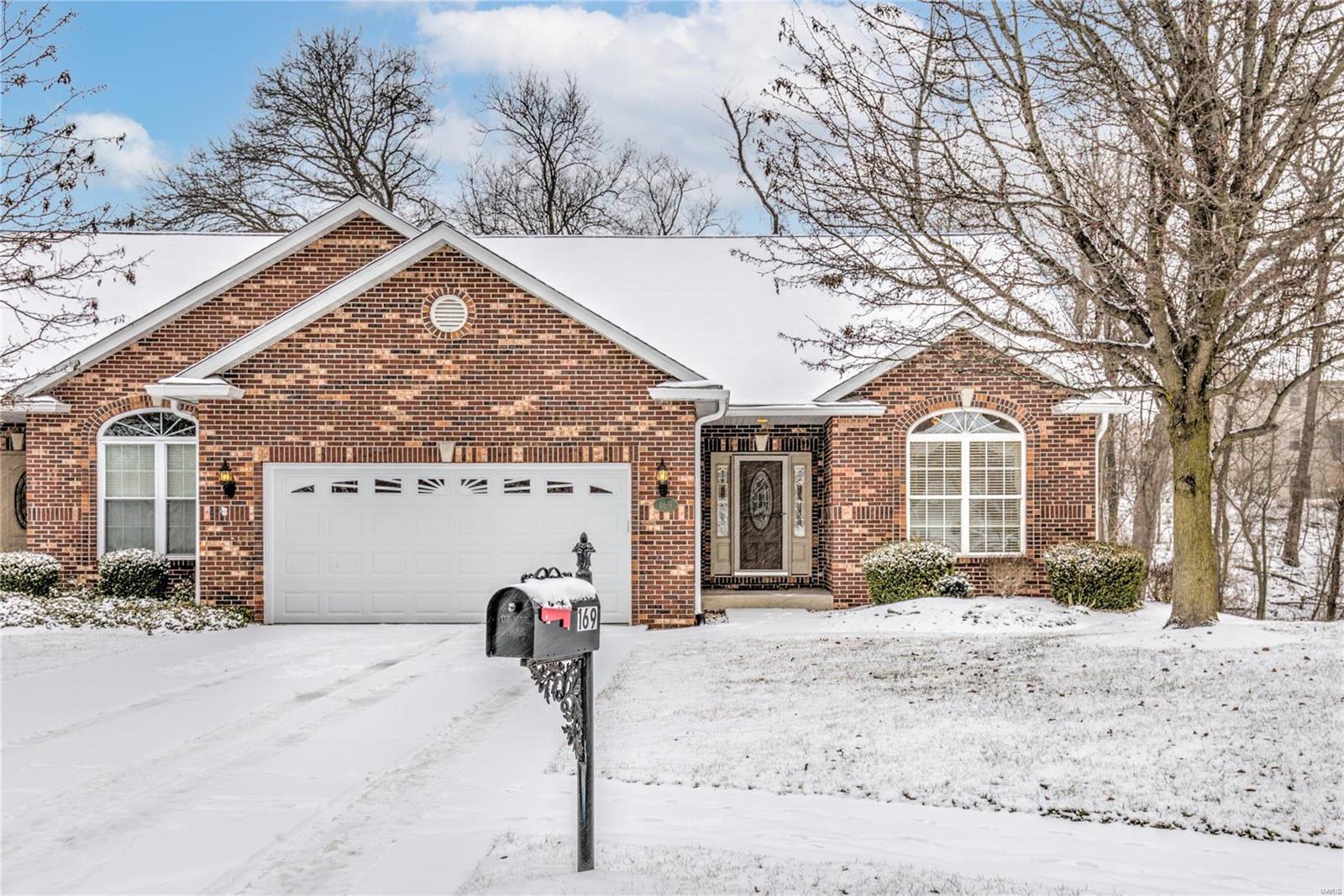 169 Summit Ridge Property Photo - Maryville, IL real estate listing