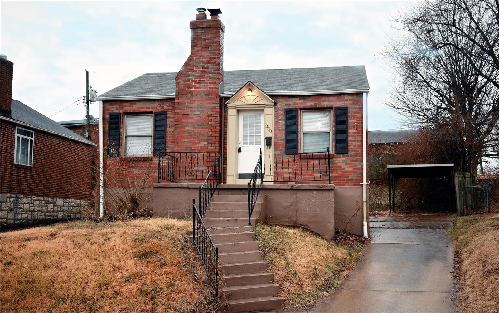 330 Atlas Drive Property Photo - Mehlville, MO real estate listing