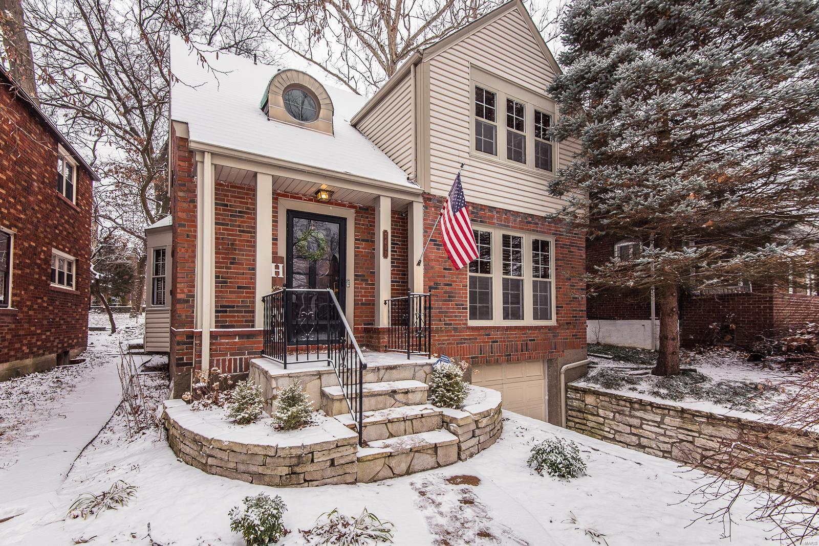7432 Cornell Avenue Property Photo - University City, MO real estate listing