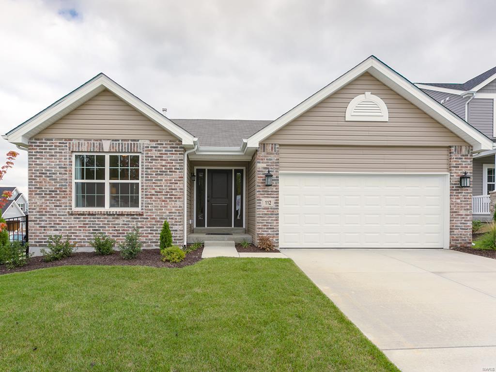 1508 Cascade Lane Property Photo - Eureka, MO real estate listing