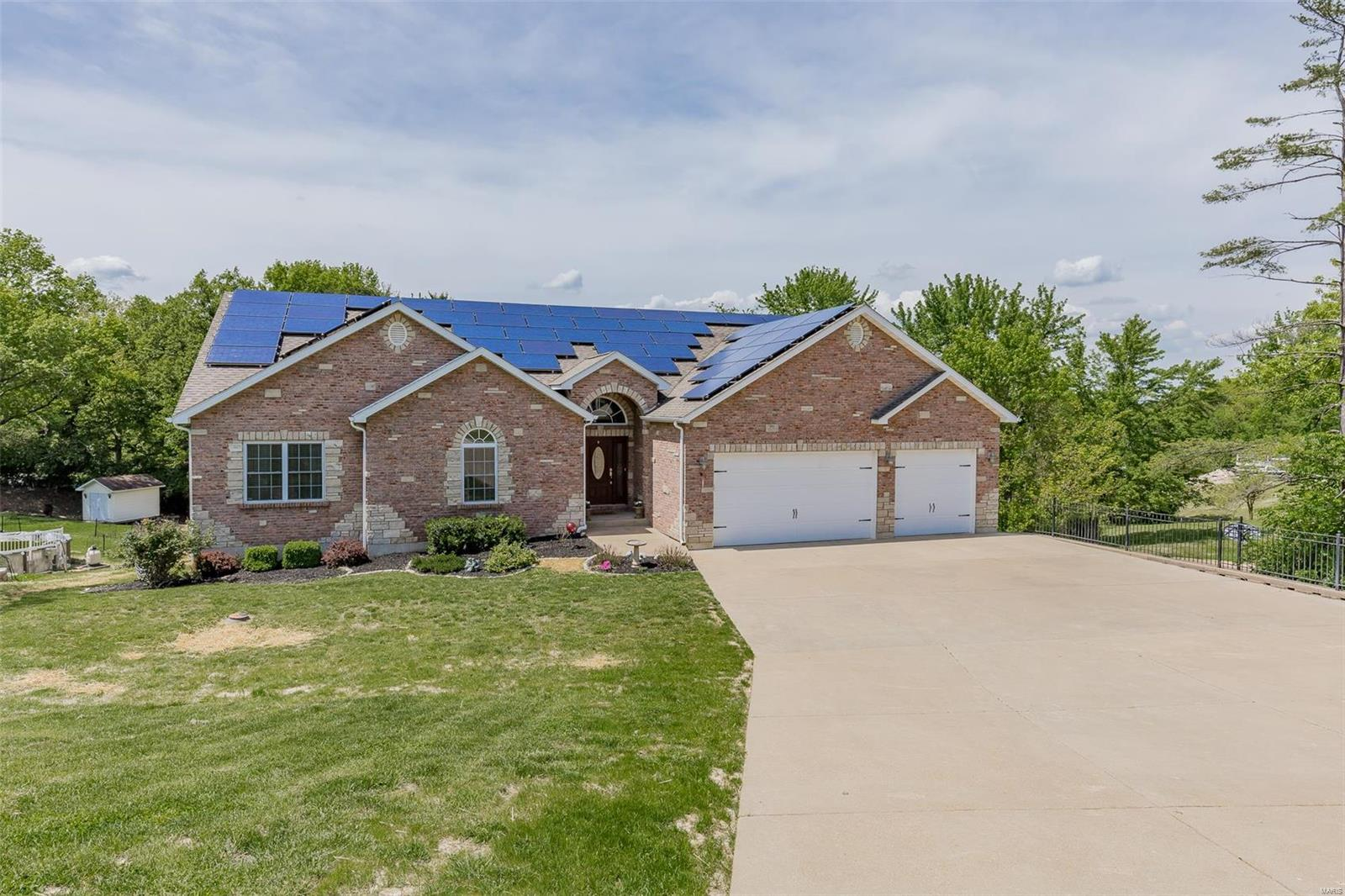 3603 Gwenmill Drive Property Photo - St Louis, MO real estate listing
