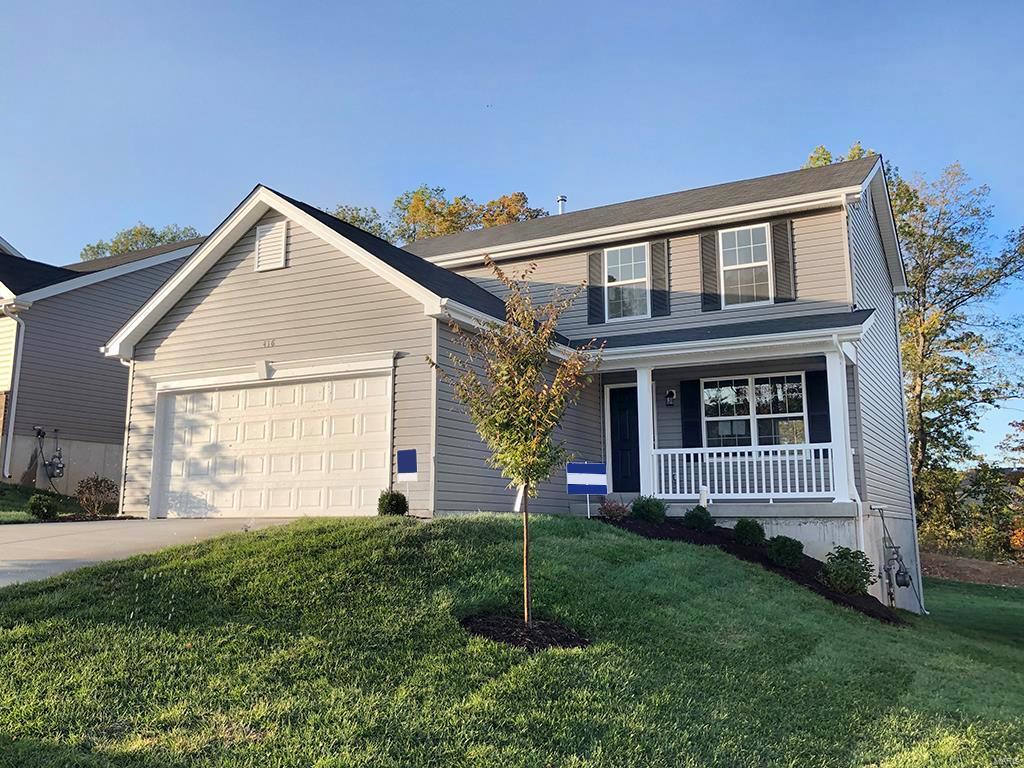 2144 Windswept Farms Drive Property Photo - Eureka, MO real estate listing