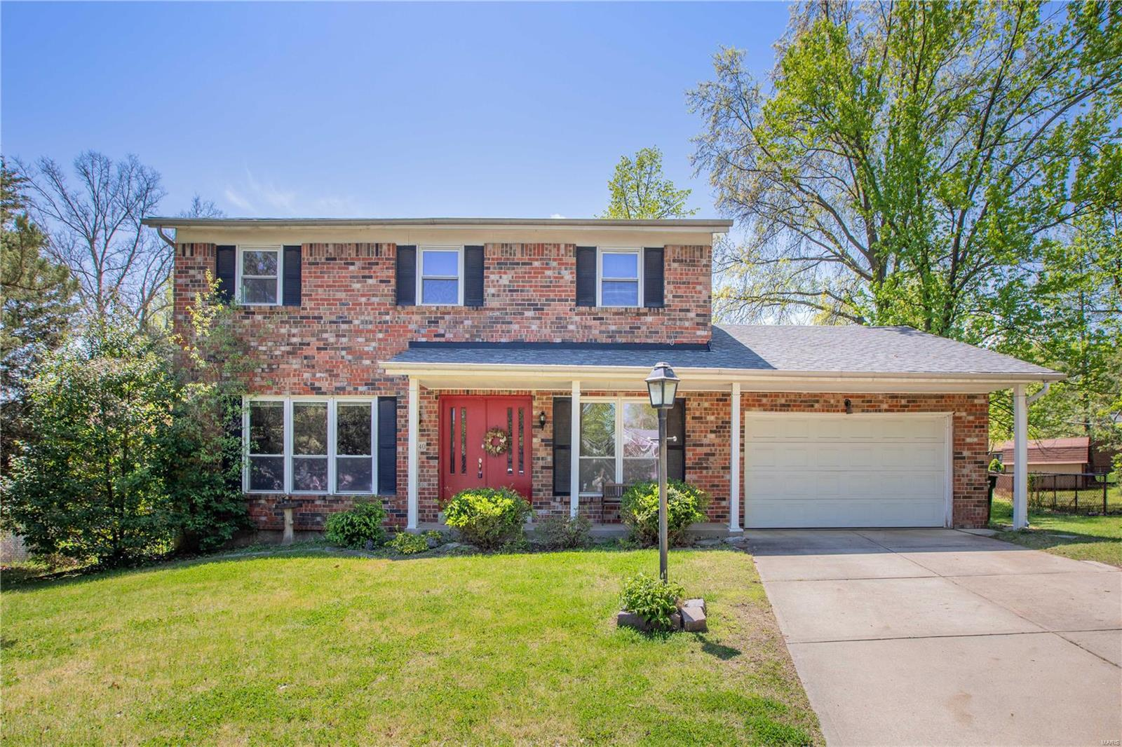 4740 Langwood Court Property Photo - St Louis, MO real estate listing