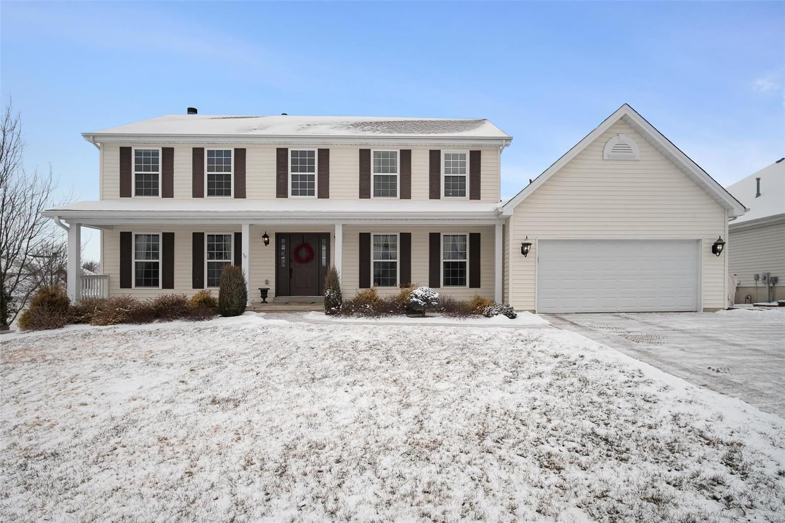 659 Logan Valley Drive Property Photo - St Peters, MO real estate listing