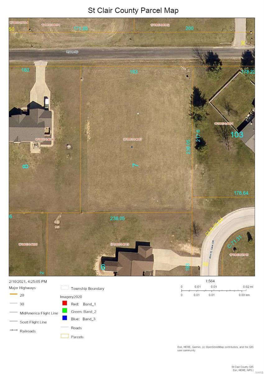 4138 Knab Road Property Photo - Smithton, IL real estate listing