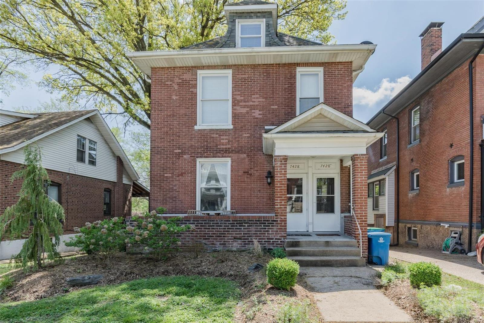 7428 Hazel Avenue Property Photo - St Louis, MO real estate listing