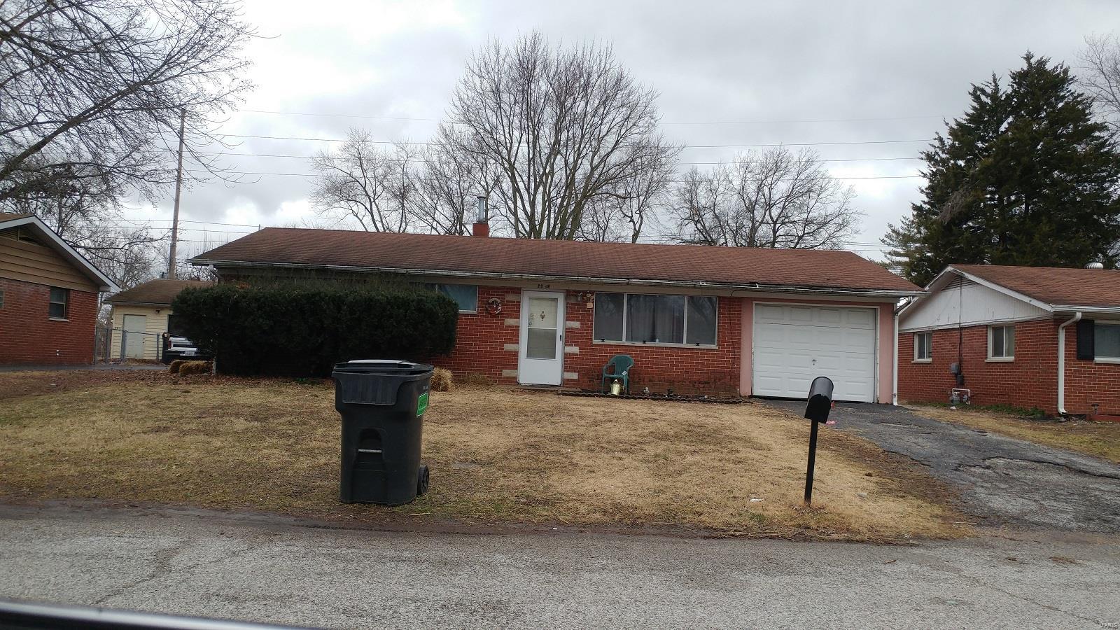 2008 Delores Street Property Photo - Cahokia, IL real estate listing