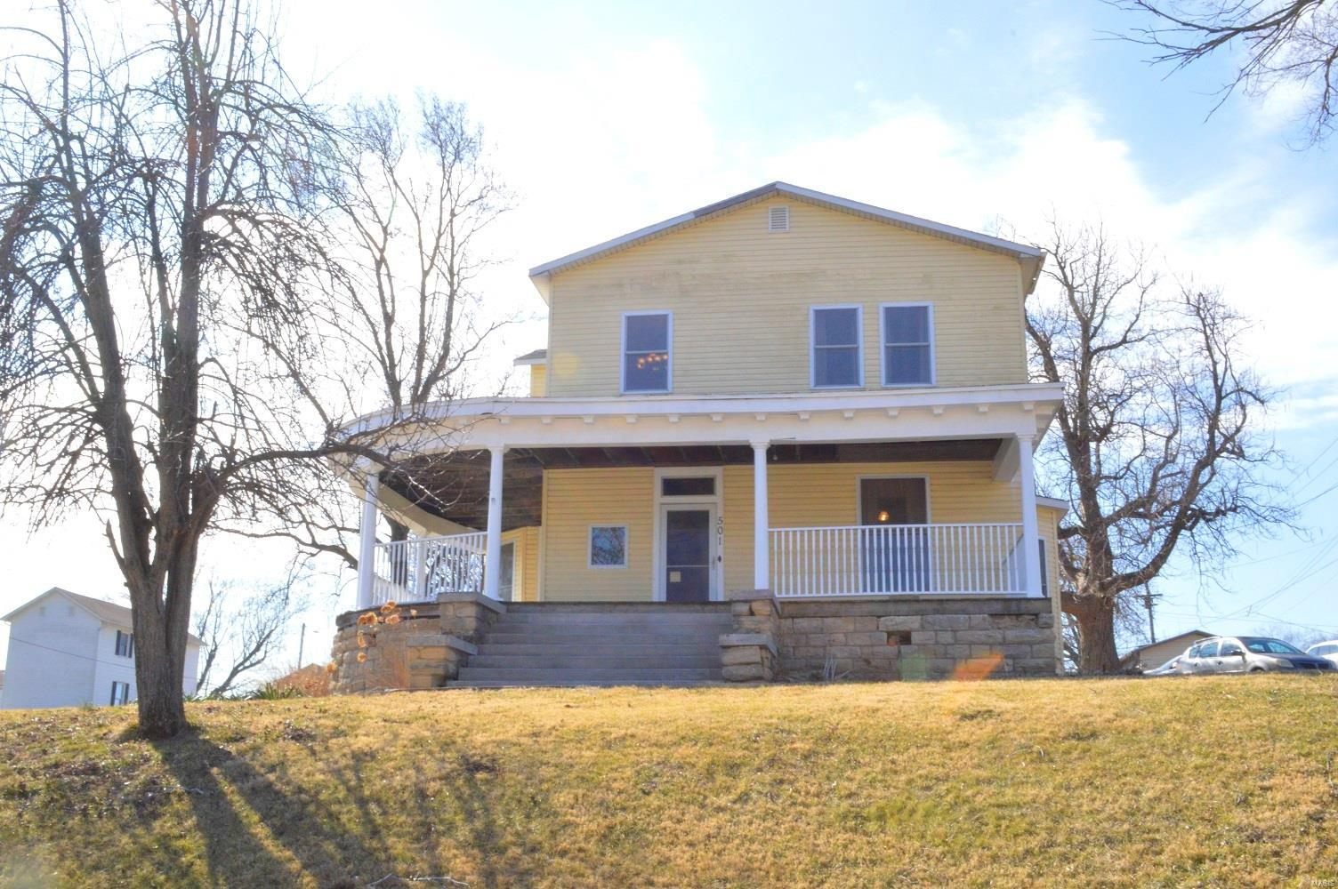 501 W Washington Street Property Photo - La Grange, MO real estate listing
